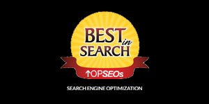 Top SEO Agency Search Engine Optimization Badge