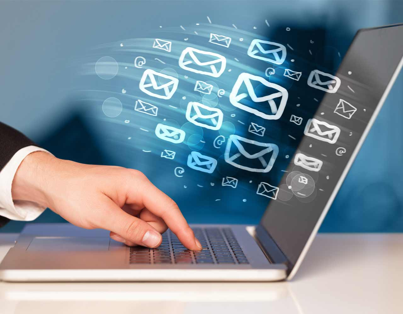 e-mail services for law firms