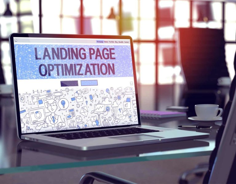 The Anatomy of a Perfect Landing Page for Law Firms